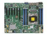 Supermicro X10SRi-F Mainboard 2011 Socket -ATX - 1x CPU Sockel 2011-3 - 8x RAM DDR4 ECC - Intel C612 - 10x SATA600 - 2x Intel-Gigabit-LAN