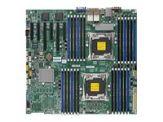 SUPERMICRO X10DRI-LN4+ - Motherboard - verbessertes, erweitertes ATX - LGA2011-v3 Socket - C612