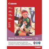 Canon GP-501 - Fotopapier, glänzend - 210 Mikron A4 (210 x 297 mm) - 170 g/m2 - 5 Blatt