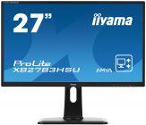 "Iiyama ProLite XB2783HSU-B1DP - Business LED-Monitor - 68.6 cm (27"") - 1920 x 1080 Full HD - A-MVA+ - 300 cd/m² - 3000:1 - 4 ms - DVI-D, VGA, DP - LS"