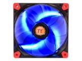 Thermaltake Luna 12 - Gehäuselüfter - 120 mm - blau