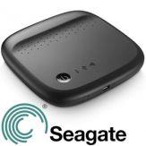 Seagate STDC500205 - 500GB mobile wireless Storage - USB  - schwarz
