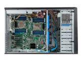 Intel Workstation System P4304CR2LFKN - Tower - 4U - RAM 0 MB - kein HDD - Matrox G200 - GigE - Monitor : keiner