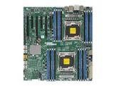SUPERMICRO X10DAi - Motherboard - Erweitertes ATX - LGA2011-v3 Socket - 2 Unterstützte CPUs - C612 - USB 3.0 - 2 x Gigabit LAN - HD Audio (8-Kanal) -6