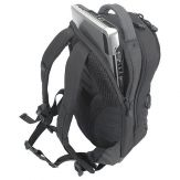 "Dicota BacPac Mission - Notebook-Rucksack - 39.1 cm ( 15.4"" ) - Pure Black"