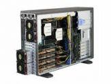 Supermicro Barebone Workstation-Tower Gehäuse - SYS-7048GR-TR - Sockel 2011-3 - 16x DDR4 LRDIMM - ohne CPU/GPU/HDD - 2000 W redundant