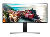 "Samsung SE790C Series S34E790C - LED-Monitor - gebogen - 86.4 cm ( 34"" ) - 3440 x 1440 QHD - VA - 300 cd/m2 - 3000:1 - 4 ms - 2xHDMI, DP - Lautspr."