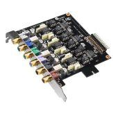 ASUS Xonar Essence STX II 7.1 - Soundkarte - 24-Bit - 192 kHz - 124 dB S/N - 7.1 - PCIe - ASUS AV100
