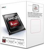 AMD Prozessor A-Serie A4-7300 - 3.8 GHz - 2 Kerne - 1 MB Cache-Speicher - Socket FM2 - Box - mit integriertem Grafikchip Radeon HD 8370D