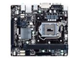 Gigabyte GA-H81M-S2V - 1.0 - Motherboard - Mikro-ATX - LGA1150-Sockel - H81 - USB 3.0 - Gigabit LAN - Onboard-Grafik (CPU erforderlich) - HD Audio