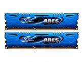G.Skill ARES - DDR3 - 16 GB : 2 x 8 GB - DIMM 240-PIN - 2400 MHz / PC3-19200 - CL11 - 1.65 V - ungepuffert - nicht-ECC