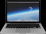 "Apple with Retina display - Core i5 2.9 GHz - OS X 10.10 Yosemite - 8 GB RAM - 512 GB - 33.8 cm ( 13.3"" ) 2560 x 1600 - Intel Iris Graphics 6100"
