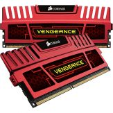 Corsair Vengeance - DDR3 - 16 GB : 2 x 8 GB - DIMM 240-PIN - 1866 MHz / PC3-15000 - CL10 - 1.5 V - ungepuffert - nicht-ECC