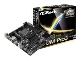 ASRock 970M Pro3 - Motherboard - Mikro-ATX - Socket AM3+ - AMD 970 - USB 3.0 - Gigabit LAN - HD Audio (8-Kanal)