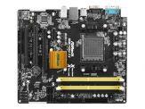 ASRock N68C-GS4 FX - Motherboard - Mikro-ATX - Socket AM3+ - GeForce 7025 - Gigabit LAN - Onboard-Grafik - HD Audio (6-Kanal)