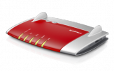AVM FRITZ!Box 7430 - Wireless Router mit DSL-Modem - 4-Port-Switch - 802.11b/g/n - 2,4 GHz - VoIP-Telefonadapter (DECT)