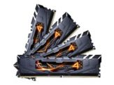 G.Skill Ripjaws 4 Series - DDR4 - 32 GB : 4 x 8 GB - DIMM 288-PIN - 2800 MHz / PC4-22400 - CL16 - 1.2 V - ungepuffert - nicht-ECC