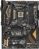ASRock Z170 Extreme6 - Motherboard - ATX - LGA1151 Socket - Z170 - USB 3.0, USB 3.1, USB-C - Gigabit LAN - Onboard-Grafik (CPU erforderlich)
