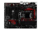 MSI Z170A GAMING M3 - Motherboard - ATX - LGA1151 Socket - Z170 - USB 3.1 Gen1, USB 3.1 Gen2 - Gigabit LAN - Onboard-Grafik (CPU erfor.)