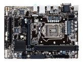 Gigabyte GA-H170M-HD3 DDR3 - Motherboard - Mikro-ATX - LGA1151 Socket - H170 - USB 3.0 - Gb LAN - Onboard-Grafik (CPU erforderlich)