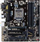 Gigabyte GA-B150M-D3H - Motherboard - Mikro-ATX - LGA1151 Socket - B150 - USB 3.0 - Gb LAN - Onboard-Grafik (CPU erforderlich)