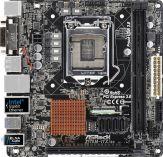 ASRock Z170M-ITX/AC - Motherboard - Mini-ITX - LGA1151 Socket - Z170 - USB 3.0 - Gb LAN - Onboard-Grafik (CPU erforderlich)