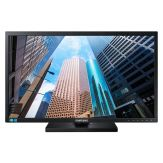 "Samsung SE450 Series S24E450BL - Business LED-Monitor - 59.9 cm ( 23.6"" ) - 1920 x 1080 - TN - 300 cd/m2 - 1000:1 - 5 ms - DVI, VGA - Schwarz"