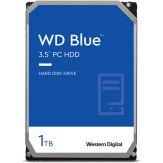 """WD Blue WD10EZRZ - Festplatte - 1 TB - intern - 8.9 cm ( 3.5"""" ) - SATA 6Gb/s - 5400 rpm - Puffer: 64 MB"""