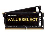 Corsair Value Select - DDR4 - 8 GB : 2 x 4 GB - SO DIMM 260-PIN - 2133 MHz / PC4-17000 - CL15 - 1.2 V - ungepuffert - nicht-ECC