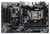 Gigabyte GA-Z170-HD3 - 1.0 - Motherboard - ATX - LGA1151 Socket - Z170 - USB 3.0 - Gigabit LAN - Onboard-Grafik (CPU erforderlich) - HD Audio - bulk