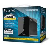 FANTEC CL-35B2 - NAS-Server - SATA 3Gb/s - HDD - RAID 0, 1 - Gigabit Ethernet