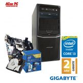 ACom Angebot des Monats Intel STARTER 145 - Intel® Core™ i3-4150 - 8 GB RAM - 1 TB HDD - DVD-Brenner - Intel HD 4400 - USB 3.0 - 350 Watt