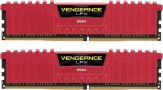 Corsair Vengeance LPX Rot - DDR4 - 16 GB : 2 x 8 GB - DIMM 288-PIN - 2400 MHz / PC4-19200 - CL14 - 1.2 V - ungepuffert - nicht-ECC