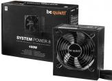 Be Quiet! System Power 8 400W - Stromversorgung ( intern ) - ATX12V 2.4 - 80 PLUS - Wechselstrom 200-240 V - 400 Watt - aktive PFC