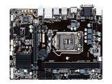 Gigabyte GA-H110M-S2H - 1.0 - Motherboard - Mikro-ATX - LGA1151 Socket - H110 - USB 3.0 - Gigabit LAN - Onboard-Grafik (CPU erforderlich) - Bulk