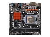 ASRock H110M-ITX - Motherboard - Mini-ITX - LGA1151 Socket - H110 - USB 3.0 - Gigabit LAN - Onboard-Grafik (CPU erforderlich) - HD Audio (8-Kanal)