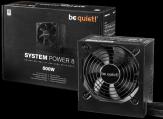 Be Quiet! System Power 8 500W - Stromversorgung ( intern ) - ATX12V 2.4 - 80 PLUS - Wechselstrom 200-240 V - 500 Watt - aktive PFC