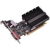 XFX Radeon HD 6450 - Grafikkarten - Radeon HD 6450 - 1 GB DDR3 - PCIe 2.1 x16 Low Profile - VGA, DVI, HDMI - ohne Lüfter