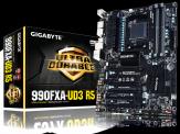 Gigabyte GA-990FXA-UD3 R5 990FX - Mainboard - AMD Sockel AM3 (Ph. II/Ath. II)
