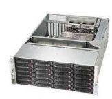Supermicro SC846 - Rack - einbaufähig - 4U - Erweitertes ATX - SATA/SAS - Hot-Swap 900 Watt - Schwarz