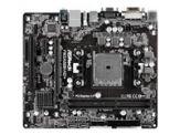 ASRock FM2A88M-HD+ - 3.0 - Motherboard - Mikro-ATX - Socket FM2+ - AMD A88X - USB 3.0 - Gigabit LAN - Onboard-Grafik (CPU erforderlich) - HD Audio