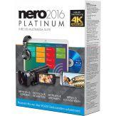Nero 2016 Platinum - Box-Pack - 1 Benutzer - DVD - Win - Deutsch - EMEA