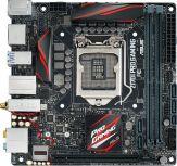 ASUS Z170I PRO GAMING - Motherboard - Mini-ITX - LGA1151 Socket - Z170 - USB 3.0, USB 3.1 - Bluetooth, Gigabit LAN, Wi-Fi - Onboard-Grafik