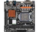 ASRock H110M-ITX/ac - Motherboard - Mini-ITX - LGA1151 Socket - H110 - USB 3.0 - Bluetooth, Gigabit LAN, Wi-Fi - Onboard-Grafik (CPU erforderlich)