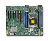Supermicro X10SRi-F ATX Mainboard - Skt 2011-3 Intel C612 - 512 GB DDR-4