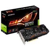 Gigabyte GV-N1070G1 GAMING-8GD - OC Edition - Grafikkarten - GF GTX 1070 - 8 GB GDDR5 - PCIe 3.0 x16 - DVI, HDMI, 3 x DisplayPort