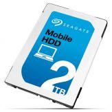 "Seagate Mobile ST2000LM007 - Festplatte - 2 TB - intern - 6.4 cm SFF ( 2.5"" SFF ) - SATA 6Gb/s - Puffer: 128 MB"