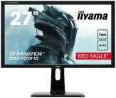 "Iiyama G-MASTER Red Eagle - LED-Monitor - 68.5 cm( 27"") 1920 x 1080 FullHD bei 144 Hz - TN - 300 cd/m2 - 1000:1 - 1 ms - HDMI, DVI-D, DP - Lautspr."