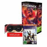 Gainward GeForce GTX 1060 Phoenix - Grafikkarten - GF GTX 1060 - 6 GB GDDR5 - PCIe 3.0 x16 - DVI, HDMI, 3 x DisplayPort