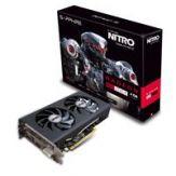 Sapphire Radeon RX 460 Nitro - Grafikkarten - Radeon RX 460 - 4 GB GDDR5 - PCI Express 3.0 x16 - DVI, HDMI, DisplayPort